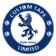 custom Tape logo