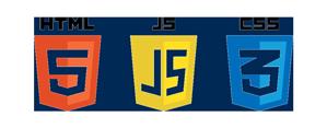 web design preston - css-html-js-logos