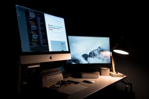 web design desktop